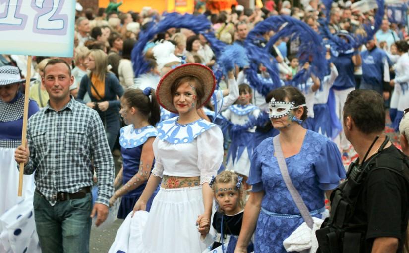 Parada Ceramiczna Festiwal Kultur