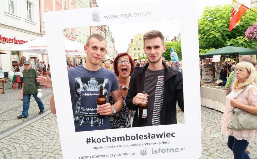#kochambolesławiec na Dni Ceramiki 2016